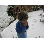 Elliot's first winter (Dec 09)