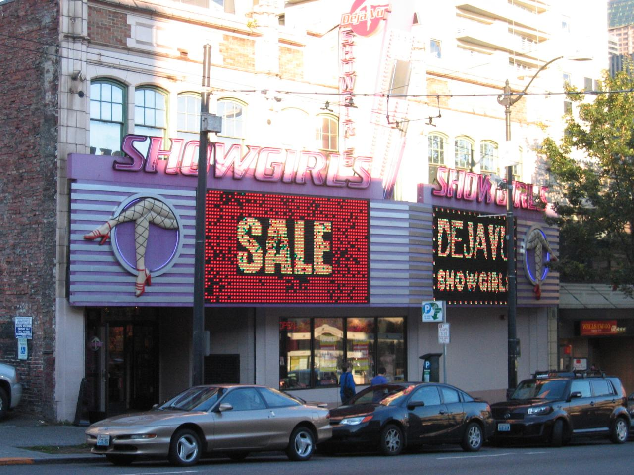 Show Girls for Sale (Seattle 2010)