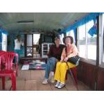 Hue_boat ride on Perfume River 2