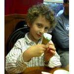 cool kid eating ice cream (May 2011)